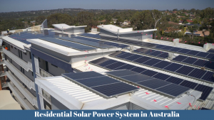 Residential Solar Panel Cost and Price in Australia