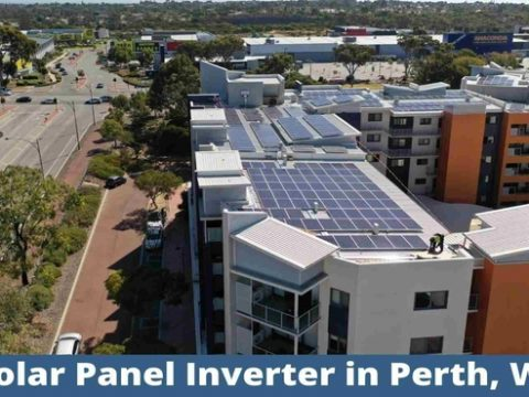 Solar Panel Inverter in Perth, WA