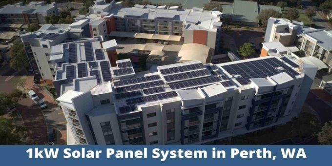 1 Kw Solar Pv System In Perth Wa Solar Panel Cost Price