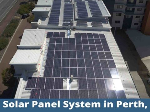 4kW solar panel system in Perth, WA