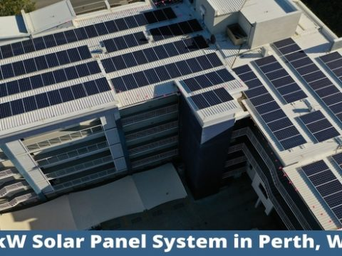 6kW solar panel system in Perth, WA