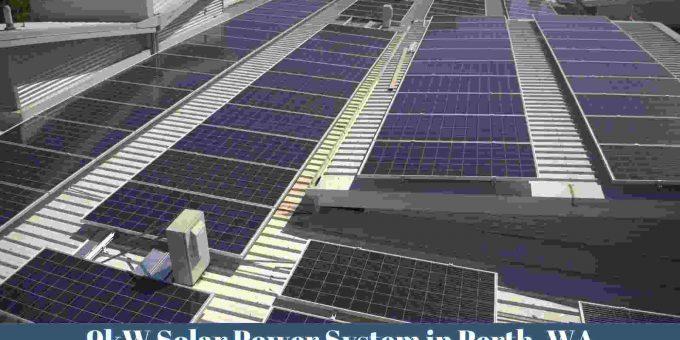 9kW Solar power system in Perth WA9kW Solar power system in Perth WA